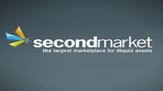 SecondMarket Shifts Post-Facebook