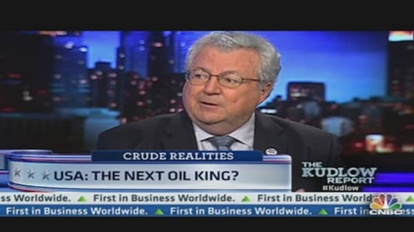 Uncle Sam Crowned New Energy King?