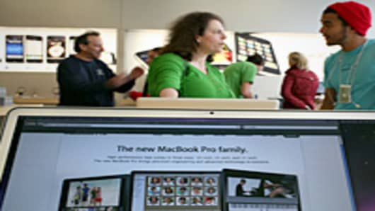 Apple May Drop Intel Chip for Macs: Report