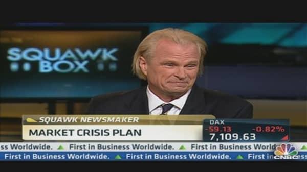 Do Markets Need a Better Crisis Plan?