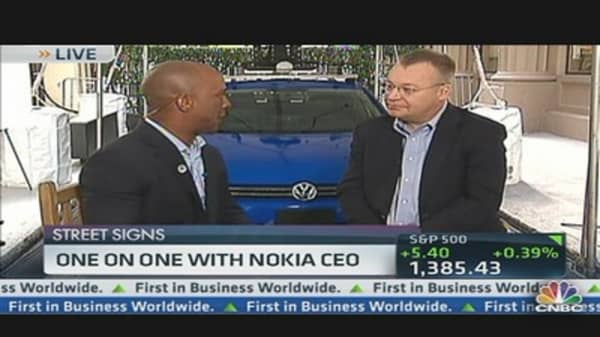 Nokia Betting on Windows