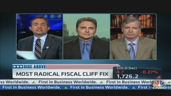 Most Radical Fiscal Cliff Fix