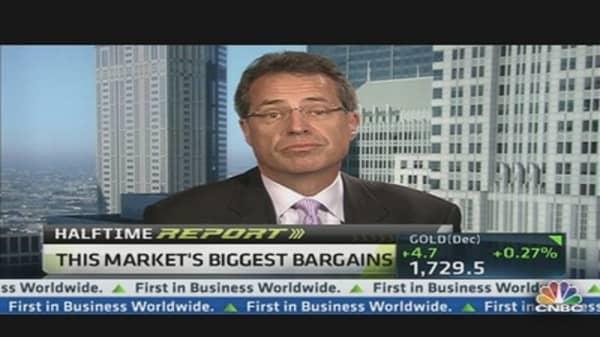 Market's Biggest Bargains?