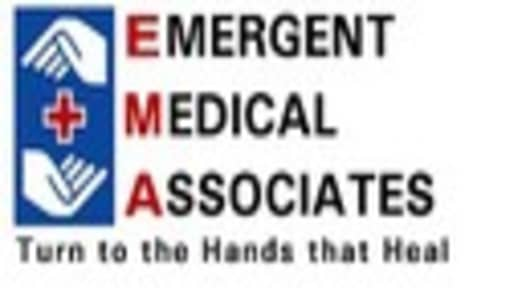 Emergent Medical Associates Logo