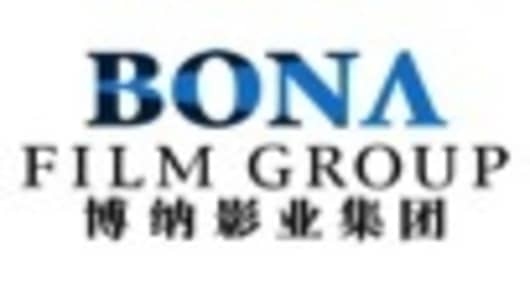 Bona Film Group Limited Logo