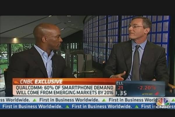 Inside Qualcomm with CEO Paul Jacobs