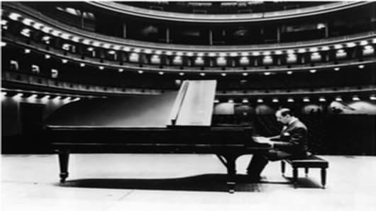 Steinway Horowitz Piano