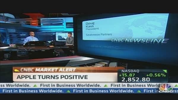 Doug Kass Turning into Market Bull?
