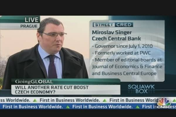 Will More Rate Cuts Improve Czech Economy?