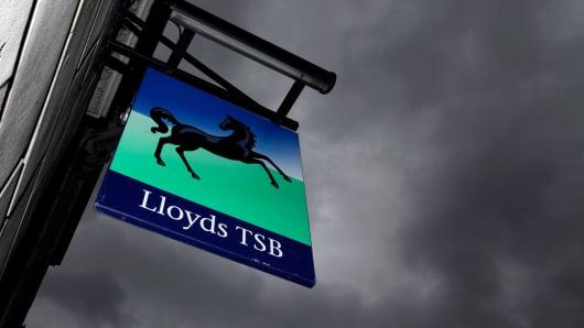 LLoyds TSB bank