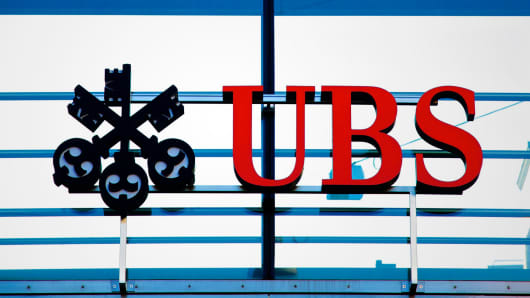UBS to Cut Up to 10,000 Jobs