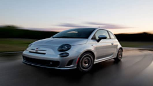Fiat Revamp to Avoid 'Carmageddon'
