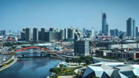China's 'New Manhattan' Becomes Censorship Capital