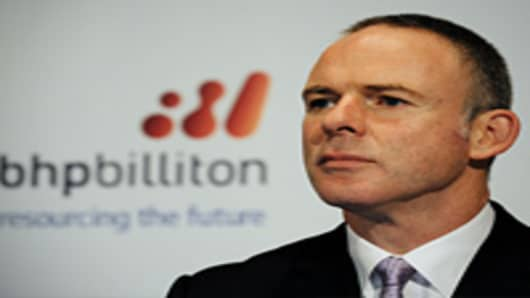 BHP Begins Hunt For New Chief