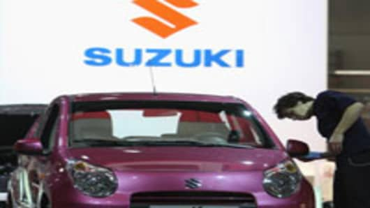 Suzuki's Small Cars Were Wrong Fit in US