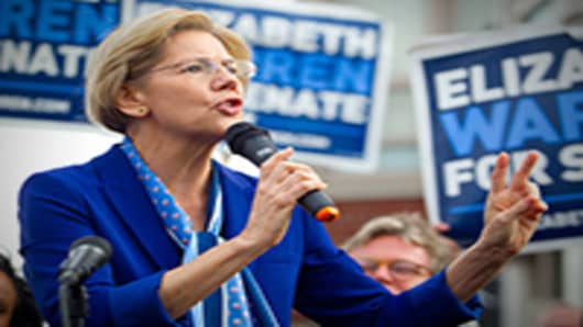 The Latest Plan To Keep Elizabeth Warren Off Banking