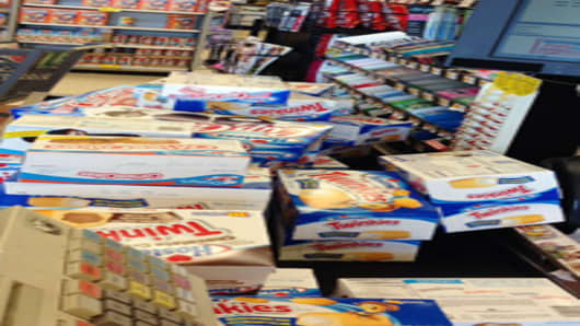 Sign of the Apocalypse: Mass Panic Over Twinkies