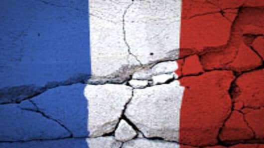 Cracks in France…as Southern Europe Moves Ahead