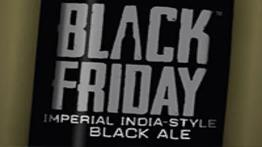 Drink Up This Doorbuster: Black Friday, The Beer