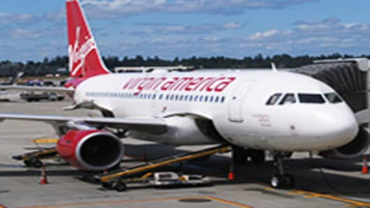 Virgin America Throttling Down on Fleet Growth: CEO