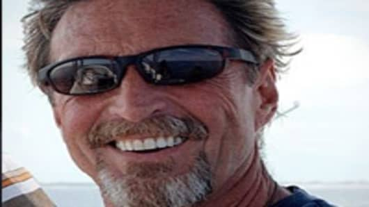 John McAfee: 'I'm Prepared to Go All the Way'