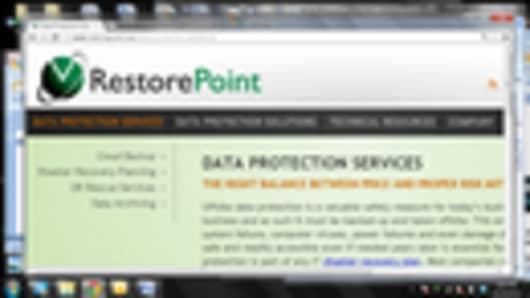 RestorePoint Logo