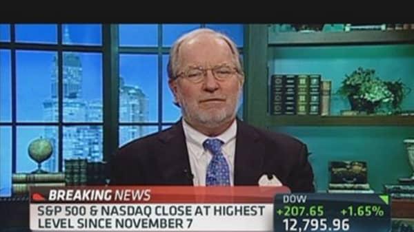 Dennis Gartman: Embrace Equities