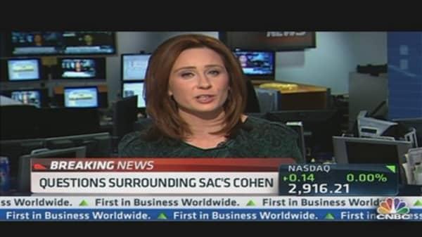 Questions Surrounding SAC's Cohen