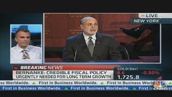 Bernanke Signaling 'It's a Bond-Friendly World': Pro
