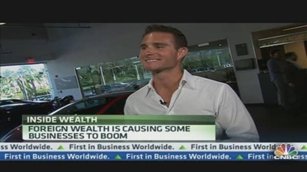 Lamborghini Miami & Foreign Buyers