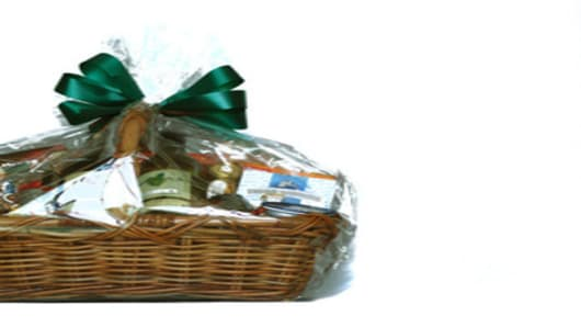 Holiday Gift Baskets From Dean & Deluca