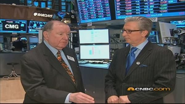 Art Cashin: Watch Out for Political 'Outliers'
