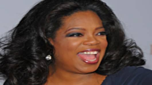 Oprah Tweets Love for Microsoft Surface...From Her iPad