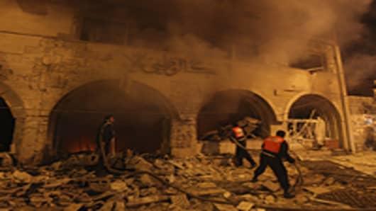 A New Problem Brews for Hamas: Its Finances