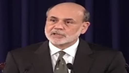 Bernanke's Case for a Weaker Yen