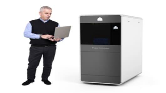ProJet 3500 3D Printer