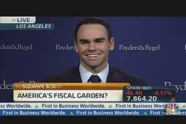 America's Fiscal Garden?