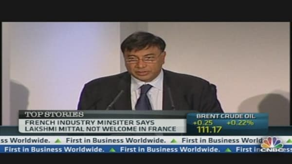 Why Does France Hate Lakshmi Mittal?