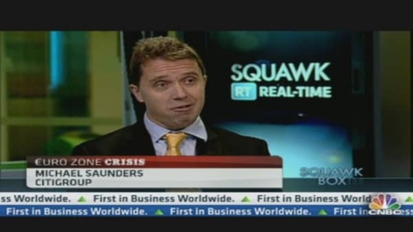 A Grexit Is Still On the Agenda: Citi¿s Saunders