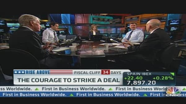 Courage to Strike a Fiscal Deal