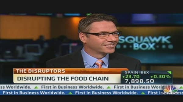 Disrupting the Food Chain