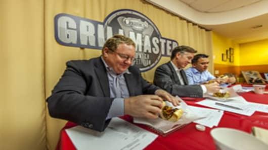GrillMaster Judges