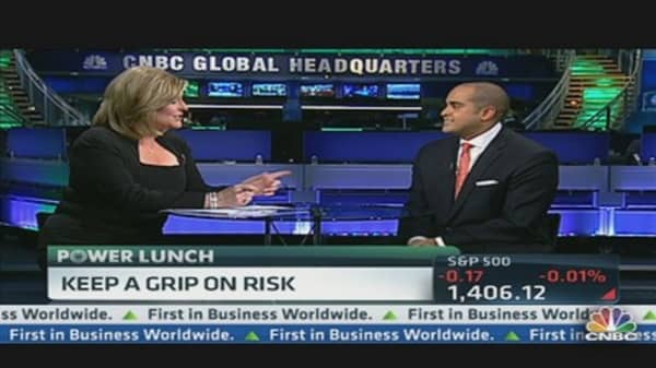 Markets Hostage Until Fiscal Cliff Deal Reached