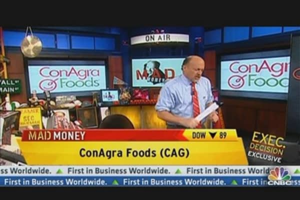 ConAgra CEO: Will Help RAH Grow Its Private Label Brands