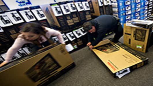 What's With All the Big TVs This Black Friday?