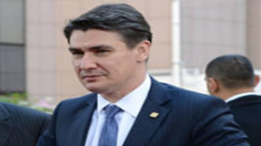 Croatia PM: 'Not Optimistic' About EU Budget Deal