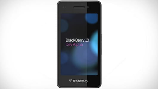 RIM Could Rise on Wings of BlackBerry 10: Pro