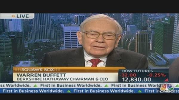 Why Warren Buffett is 'Tap Dancing to Work,' PT 2