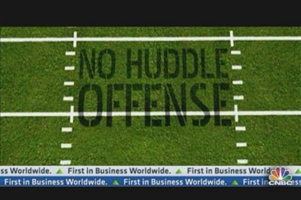 No Huddle Offense: Bet on Private-Label Biz?