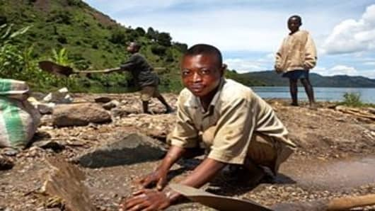 Conflict Minerals in Your Mobile—Why Congo's War Matters